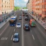 """""""Vi bygger om gaturummet till en mänsklig stadsgata"""""""