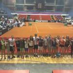 Rapport från MIK:s tennisläger i Serbien