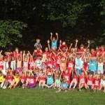 Handbollsläger för unga nybörjare på gång