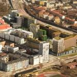 Nytt förslag med 900 bostäder vid E4/E20