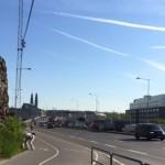 """""""Liljeholmsbron är ingen bra väg att ta just nu"""""""