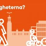 Prata gång och cykling med oss på stan 26 maj