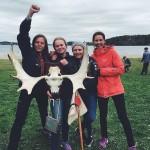 Valrossen vinnare på Scouternas dag