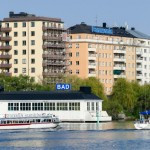 Efter sommaren säljs Liljeholmsbadet