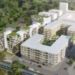 500 nya bostäder när parkeringsgaraget rivs