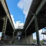 Liljeholmsbron stängs av för reparation