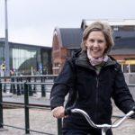 Nya miljöministern: Så ska Stockholm bli bästa cykelstaden
