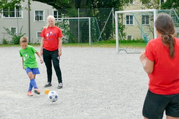 Aspudden Fotbollskola Daniel Tavares (3 of 5)