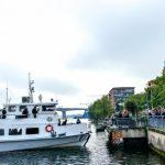 """""""Bygg väderskydd vid Stockholms båthållplatser"""""""