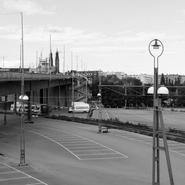 Liljeholmsbron b-w (1 av 1)
