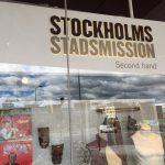 """""""Stadsmissionen i Liljeholmen har räddat mitt liv!"""""""