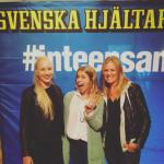Mälarhöjdsbo utsedd till Svensk Hjälte