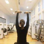 Förslag på triset för armar och axlar