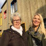 Axelsbergs nya förskola sticker ut