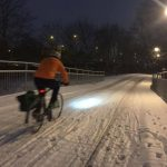 Ny studie: Var tredje bilpendlare kan välja cykeln istället