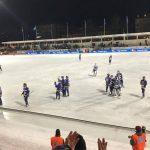 Tellus spelade lika mot Hammarby i historiskt derby