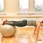 Utmana dina magmuskler med denna övning