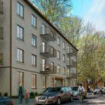 Här byggs 110 snabba och billiga bostäder