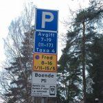 Förslag: Bygg fler parkeringsplatser