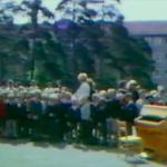 FILM: Se skolavslutningen 1964 på Hägerstensåsens grundskola