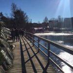 Bryggan i Örnsberg kan breddas