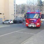 Bilbrand vid Konstfack