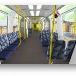 Mer ståplats i uppgraderade tunnelbanevagnar