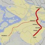 Klart med tunnelbana Älvsjö-Liljeholmen-Fridhemsplan