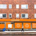 Stort intresse för den nya sociala matbutiken