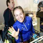 Petras Runacademy bjöd 100 löpare på inflyttningsfest