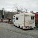 Vintervikens trädgård vandaliserad – vädjar om hjälp