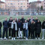 Fotbollsturnering för trygg gemenskap för folket