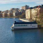 Nytt Liljeholmsbad med restaurang planeras