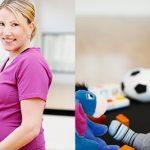 Träning under och efter graviditet