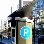 Så mycket ökade intäkterna från parkeringsavgifterna