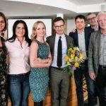 Integration i fokus när lokala företagare träffade Ulf Kristersson (M)