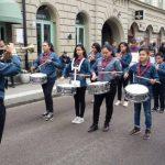 Kransens Koptiska Scoutkår prisad i kulturkarneval