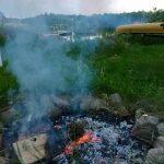 Eldningsförbud i hela länet