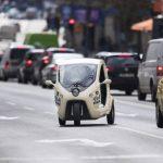 Ny miljövänlig minitaxi satsar först på city