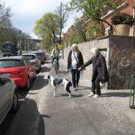 """DEBATT: """"Flytta cykelbanan som skär genom Gröndal"""""""