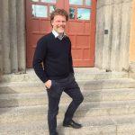 Nya rektorn älskar historia och vildmarksliv