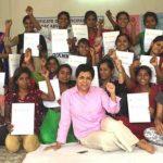 Parul Sharma crowdfundar för varaktig samhällsutveckling