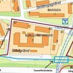 Bygge av cykeltunnel stoppar t-banetåg till Fruängen