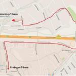 Röda linjen mellan Västertorp – Fruängen stoppas nästa sommar