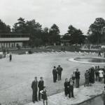Från Stadsarkivet: Invigning av Älvsjöbadet 22 juni 1938