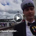 LIVE: Studenter tar båten från Sjövikstorget