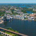 Skyskrapor ut – Stockholmskvarter in