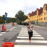 """Marie-Louise tränar för lokala loppet Run of Hope: """"För ett gott syfte"""""""