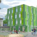 Därför blir nya Västertorpsskolan grön