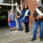Kyrkovalet: Kraftig ökning i valdeltagandet – S vinnare